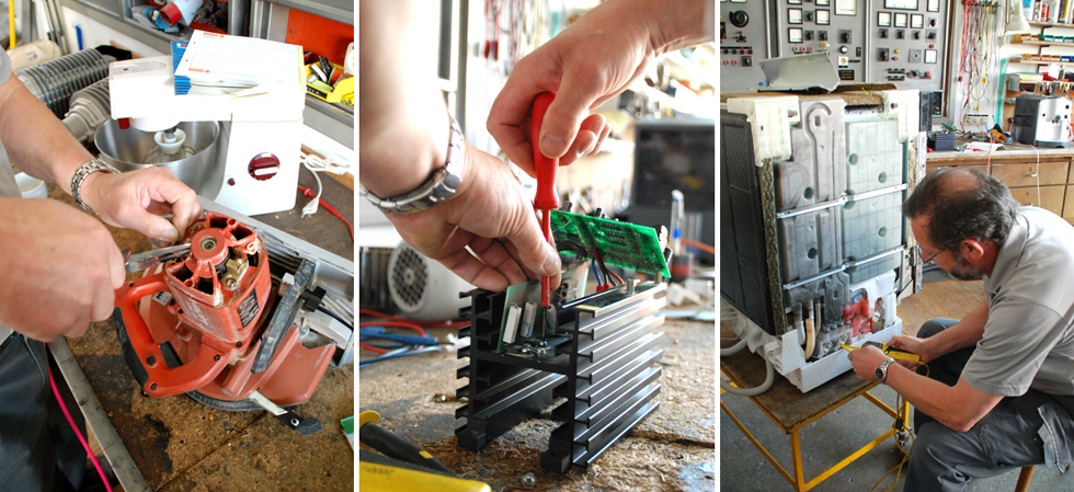 Elektro reparatur innsbruck